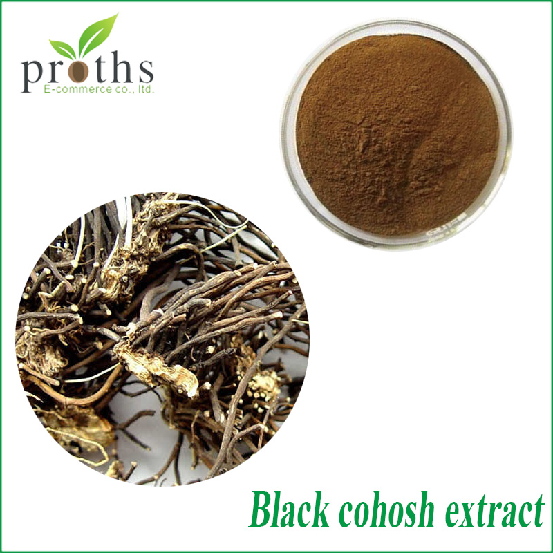 China factory high grade black snakeroot extract