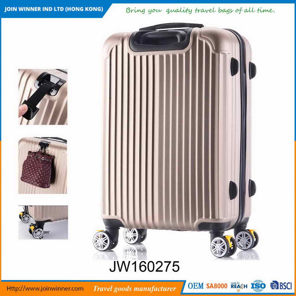 Super Quality Suitcase Without Zippers Hot Sale On Line