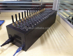 16 channels send and receive SMS in bulk USB gsm modem pool/sms modem