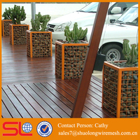 glass rock for gabion baskets for sale factory directly price galvanized