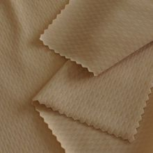 China manufacturer polyester spandex jacquard fabric for women underwear