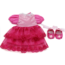 Stock Cheap wholesale beautiful american doll clothes shoes 18 inch free samples