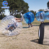 best price giant human Inflatable bumper ball/ body zorbing bubble ball
