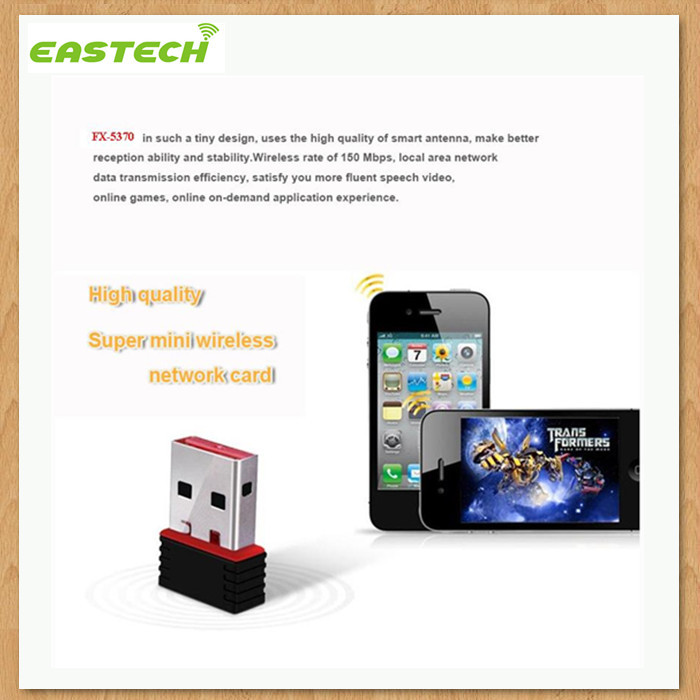 Eastech Ralink RT5370 cheap price wifi adapter for android tablet