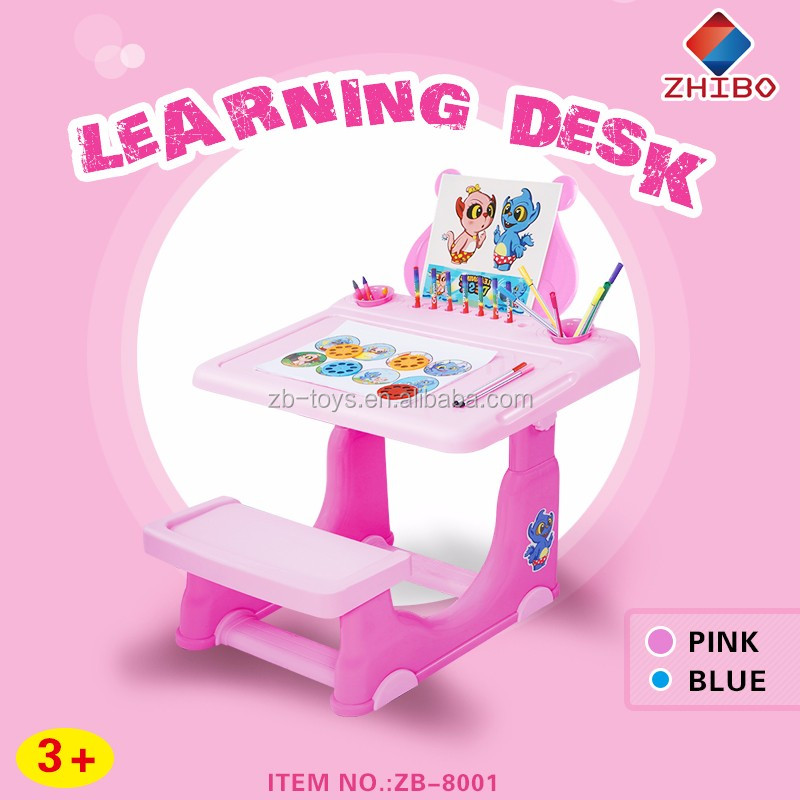 High quality early table baby learning toys