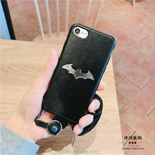 Premium Soft TPU 3D Relief Printing Cell Phone Case Skin Cover for iphone 7 case wholesale 2017