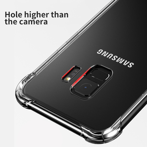 New product Case Friendly protector screen protective guard For samsung Galaxy s9/s9 plus case