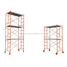 Types Of Scaffolding Materail Construction Steel Electric A Frame Scaffolding