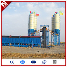 Exceptional easy to use 60m3/h elba concrete batching plant