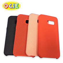 Carbon fiber phone case case for samsung s4 mini
