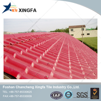 waterproof roofing material single layer ASA shingles