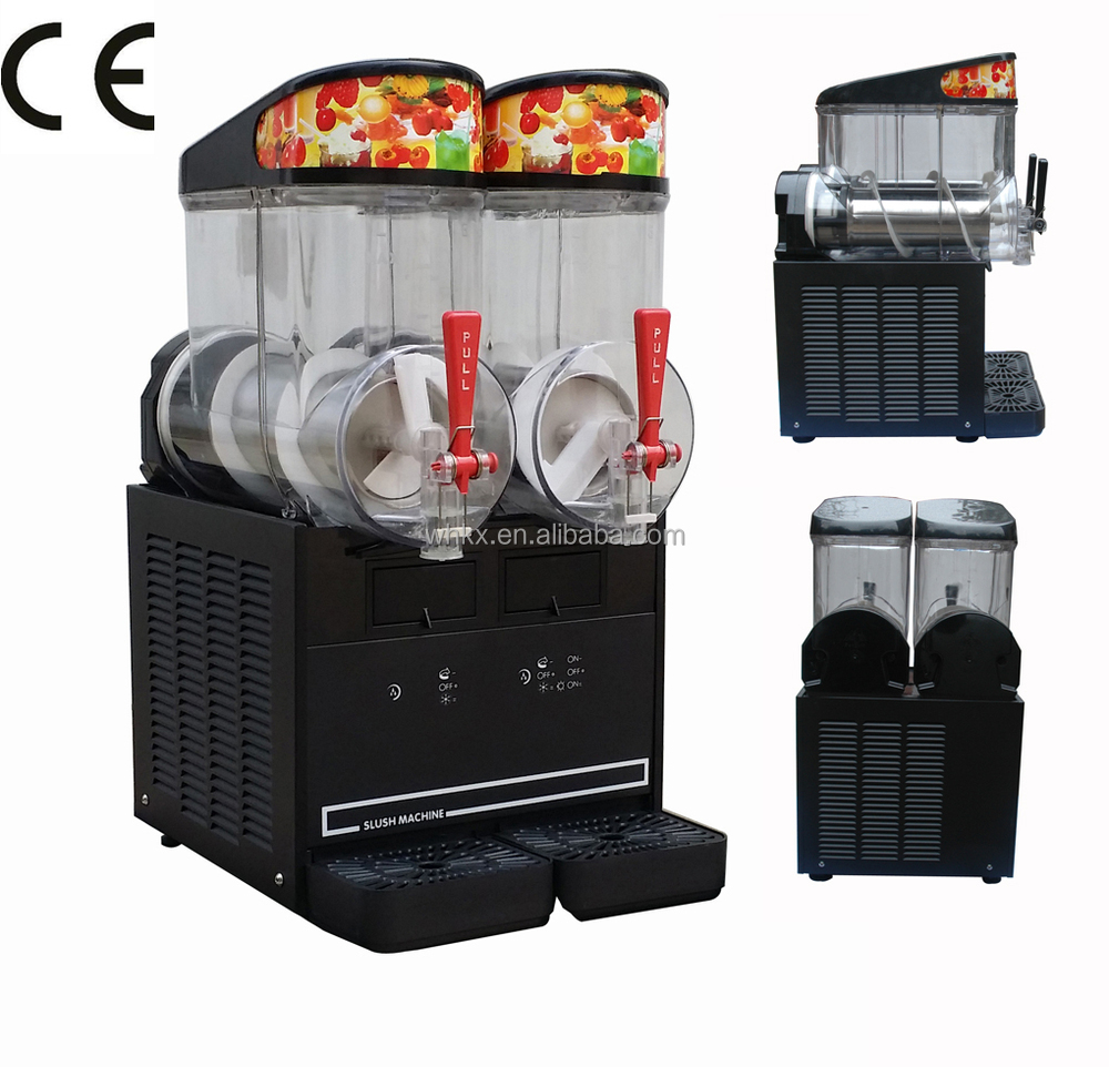 Granita Slush Machine Penguin Slush Machine ASPERA Compressor