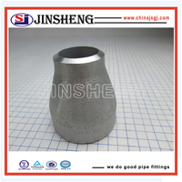 stainless steel concentric reducing nipple