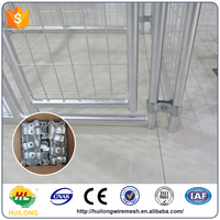 Pet Dog Resort Steel Yard Kennel Huilong Factory Directly