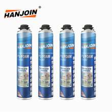 Waterproof Polyurethane Expanding Spray PU Foam HJ201