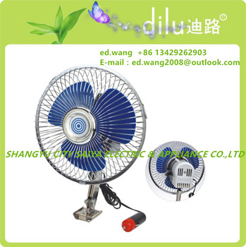 DC12V/24V car fan AUTO MOBILE FAN