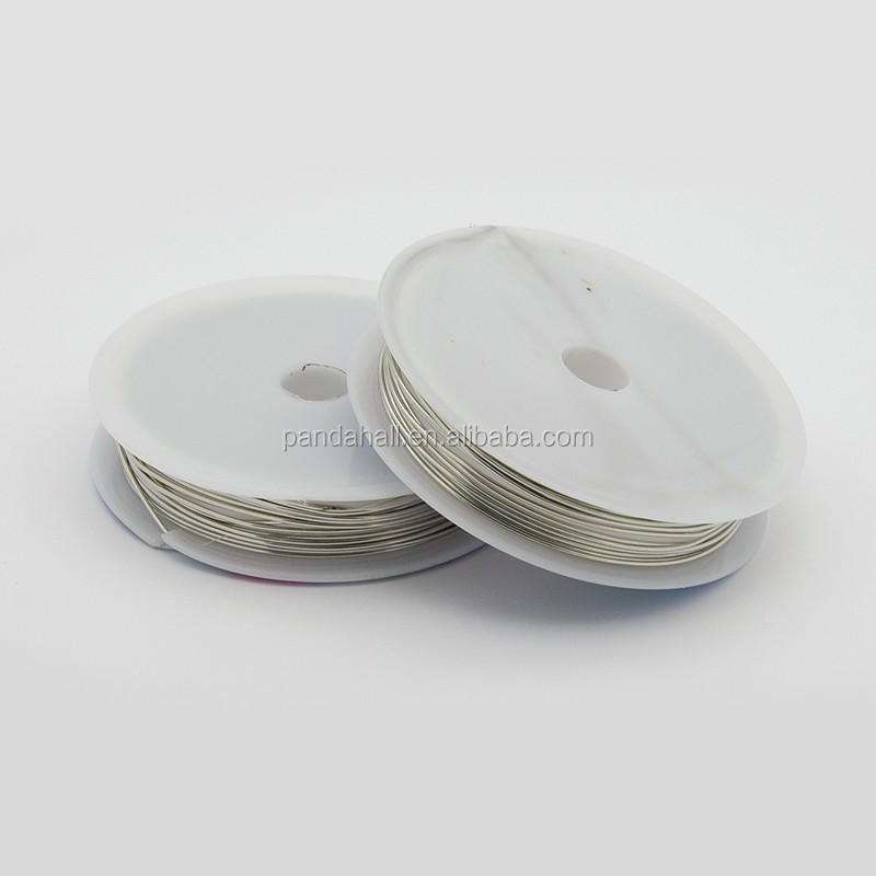 1mm Silver Jewelry Craft Supplies <strong>Copper</strong> Wire Wholesale