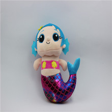 stuffed animal mermaid marine plush toys