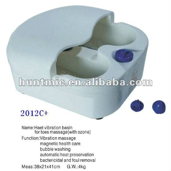 hot ! Heated Bubble foot spa (with ozone)