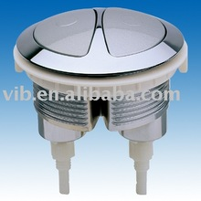 Toilet tank fittings cistern mechanism Double-control Round Button -K201