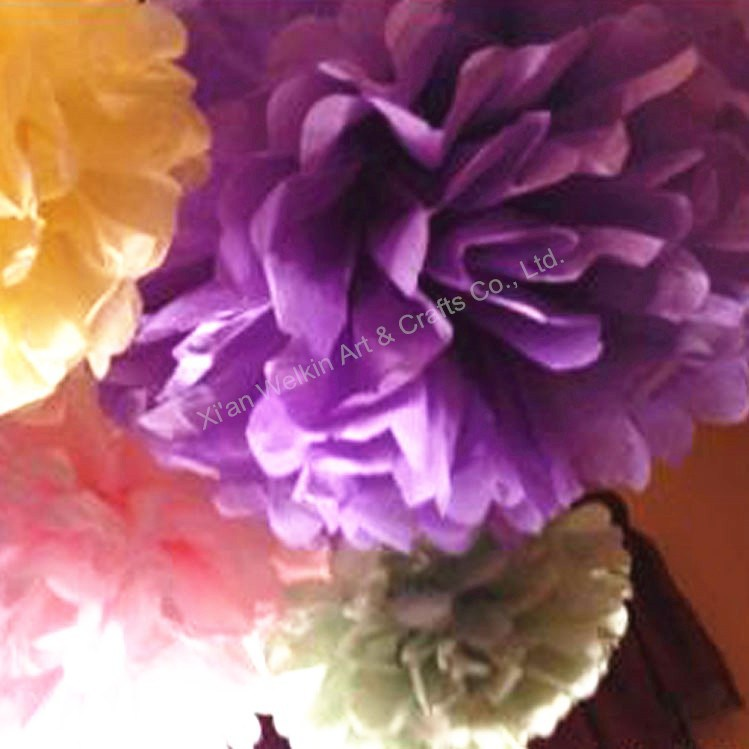 Factory wholesale large paper flowers