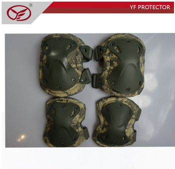 Tactical sport knee pads and elbow pads Protection 4piece/Set 4color to choose