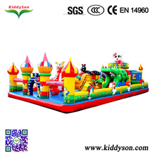 Inflatable Castle House For Play,Super Baby Bouncy Castles House,Outdoor Inflatable Castle