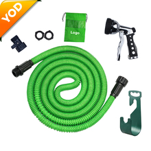 Amazon new strongest heavy duty garden hose elastic shrinking hose