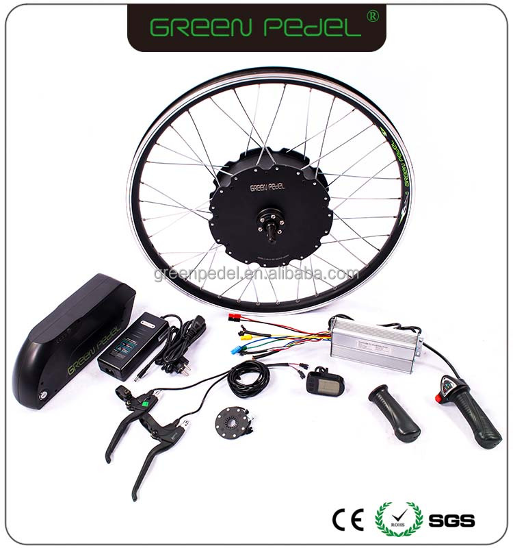 Hot sale electric bicycle kit 3000w electric motorcycle conversion kits