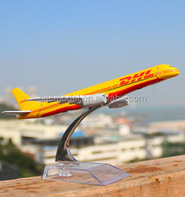 Boeing 737 747 777 Scale 16cm length Plastic Model Plane