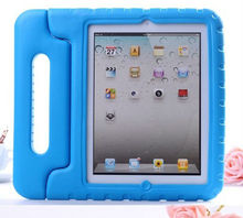 New High Quality Soft Silicone Case Skin For Apple iPad2/3/4 New ipad