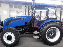 China high quality 110hp 4x4wd farm tractor for sale