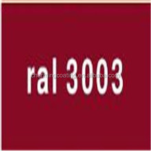 Powder Paint TGIC Type with Ral3003 Ruby red