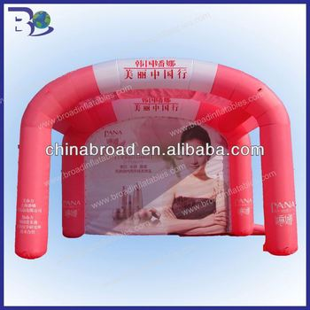 HOT-selling durable and nice outdoor inflatable garage tent
