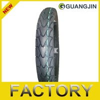 China Motorcylce Tubeless Tyre For Scooter