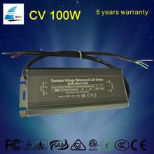 36V DC Power Supply 100W 24V Constant Voltage LED Driver 12V Waterproof