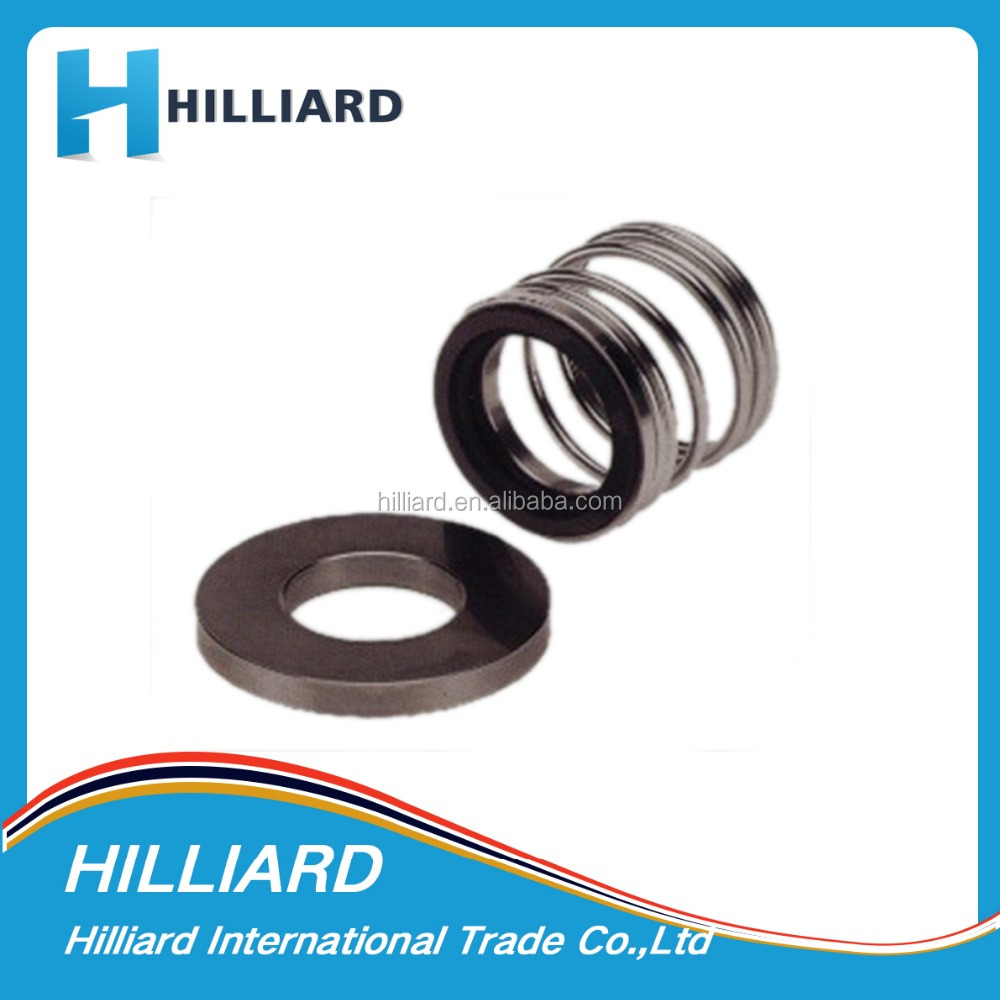 Compressor part OEM water Pump Seals with higher hardness