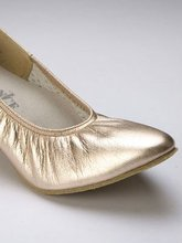 Ballroom modern dance shoes and stage shoes