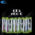 China electric cigarette eGo CE5 atomizer ce5 e cigarette kit ego starter kit