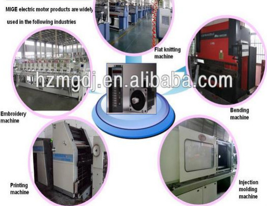 permanent magnet ac brushless servo ac motor,electric ac motor for engraving machinery