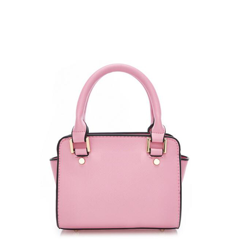 Guangzhou Factory Fashion Small Tote Bag Shoulder Bag Stock Lady Bag
