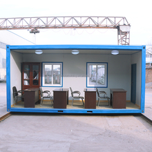 Movable Modern Prefabricated container offices for sale