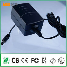 interchangeable plug power adapter with CE RoSH ISO
