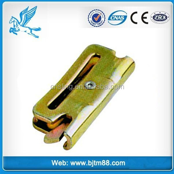 Trade Assurance binding strap buckle, lashing strap buckle, 2 inch metal buckle