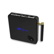 On sale for marshmallow tv box chip S912 blue hd video download Android 6.0 Marshmallow os TV BOX Amlogic S912 with low price