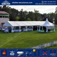 1000 Seater Tent Aluminum Structure Losberger Tent