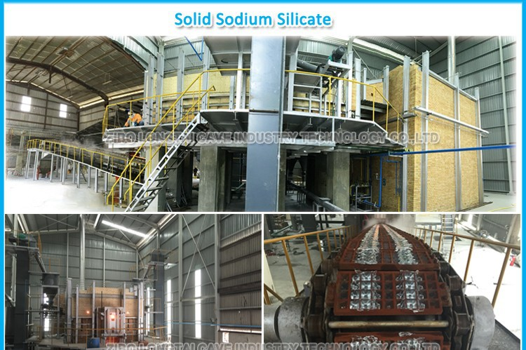 Hot Sale 3.0-3.4 Solid Sodium Silicate Price