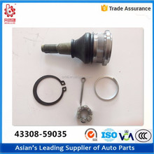high quality hot sales ball joint oem 43308-59035 ball joint press tool for vios/YARiS L