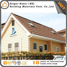 Stone-coated Metal Roof Production Line Building Material cheap price kerala stone coated metal roof tile