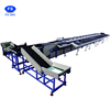 Wholesale China Export fruit&vegetable processing washing ,cleaning ,waxing,grading machine